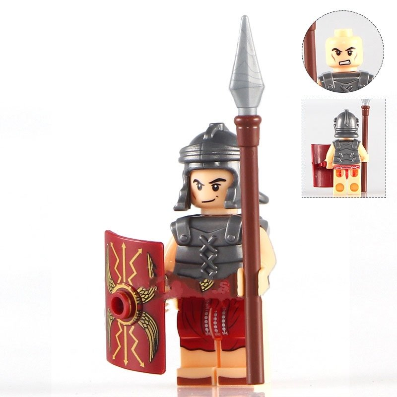 Medieval Castle Knight Set Super Hero Lego minifigure Compatible Toys