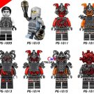 Ninjago Masters of Spinjitzu Snake corps The Wei Snake Minifigures Lego Compatible toys