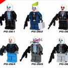 DC Joker Commando Army soldiers Lego Minifigures Compatible Toys