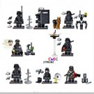Swat Police Falcon Commandos Counter Strike Weapon Base BattleField Lego Minifigures Compatible Toys