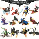 Batman Joker Robin Poison Ivy With Marvel Batman Movie sets Lego Compatible Toys