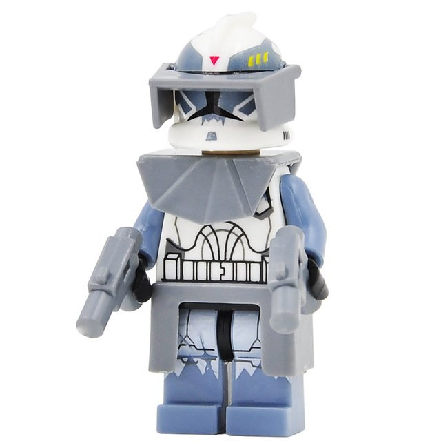 Star Wars Clone Trooper sets minifigure Lego Compatible toys