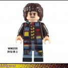 Doctor Who Master minifigures Lego Compatible Toys