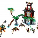 Ninjago Phantom Tiger Widow Island Thunder Swordsman Lego Ninjago Season 7 Compatible Toys