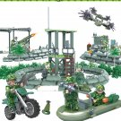 U.S.Army 10th Mountain Division Military Minifigures Afghanistan War Lego Compatible toy