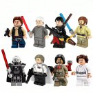 Star Wars Minifigures Lego Compatible toys Sheev Palpatine Jedi Knight minifigures