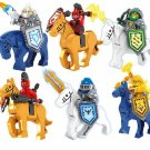 Nexo Knight Lego Minifigures Compatible Toy Steed