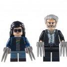 Marvel sets Wolverine 3 Minifigures Lego Compatible Toy Wolverine Lara