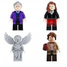 Doctor Who Weeping Angel Minifigures Lego Compatible Toy