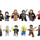 Game of Thrones Lego set for sale Game of Thrones  minifigures Compatible Toy