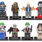 Marvel Superhero sets X-Men Villain Minifigures Lego Compatible Toy