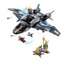The Avengers 1 Marvel Superheroes minifigures (76032) Lego Compatible Toys