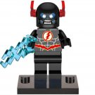 DC Superhero The Flash Black Flash Minifigure Lego Compatible Toys