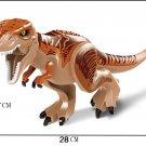 Jurassic World single Tyrannosaurus Minifigures Lego Compatible Toy