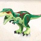 Jurassic World Indominus Rex Green Dinosaur Lego Compatible Toy