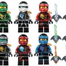 2017 Ninjago sets Phantom Ninja wars thief Minifigures  Lego Compatible Toy