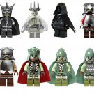 Lord of the Rings sets The Hobbit Minifigures Lego Compatible Toys