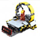 Iron Man Ring dismantling platform Lego Compatible Toy,Marvel The Avengers sets