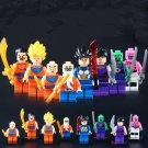 Dragon Ball set Dragonball Z Goku Vegeta Piccolo Minifigures Lego Compatible Toy