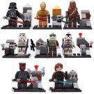 Star Wars set Lego Compatible Toy Jedi Darth Vader Maul Minifigures