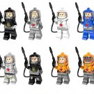 Military Sets Antichemical Soldiers minifigures Lego Compatible Toy