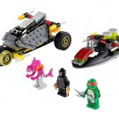 Ninja turtle Stealth Shell in Pursuit Lego 79102 Compatible Toy,Ninja sets