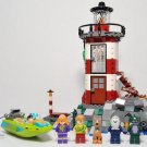 Scooby-Doo set Haunted Lighthouse Minifigures Lego Compatible Toy
