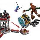 Guardians of the Galaxy Knowhere Escape Mission Building Set Lego Compatible Toy
