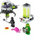 Teenage Mutant Ninja Turtles minifigures Laboratory escape Lego Compatible Toy
