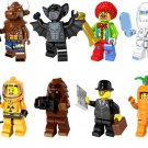 Movie Series Minotaur snowman Carrot man Minifigures Lego Compatible Toy Minifigures 18