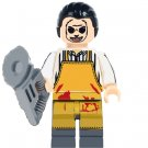 The Texas Chain Saw Massacre Minifigures Lego Compatible Toy Movie series