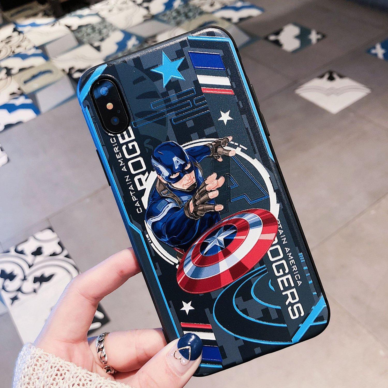 captain america iphone 8 case