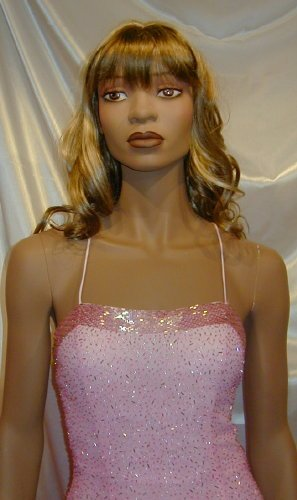 Fantastic Beaded Formal Gown Pageant Prom Talent NEW  6