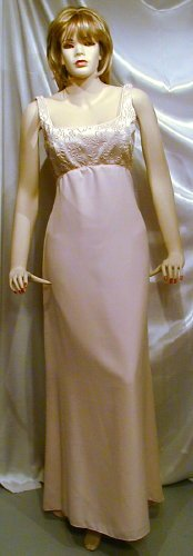 Gorgeous New  Alfred Angelo Wedding Gown Prom Bridesmaid Formal With Train 9 - 10  #503