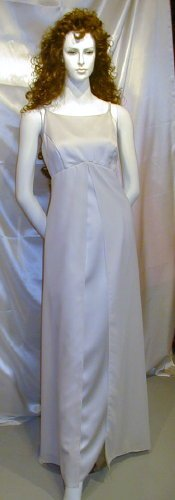 Lovely Bill Levkoff NeW Formal Gown Wedding Cruise Princess Prom Sz. 12   #509