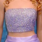 HOT Panoply Formal Top Sexy  Beaded Prom Gown Dress Cruise 11 - 12 NEW  #513