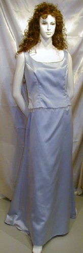 523 Beautiful New Formal Gown Prom Bridesmaid Theatre Party Cruise Sz 20