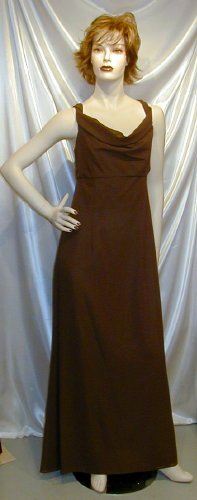 709 Lovely New After Six Formal Gown Bridsmaid Cruise Party  Sz 14