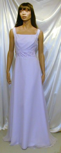 Flowing Formal Mori Lee Gown MOB Prom Cruise Bridesmaid NEW12   #649