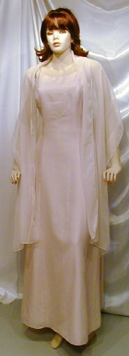 Lovely New MOB Bridesmaid Cruise Formal Gown Theatre #693