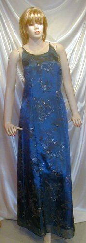 Lovely New A Angelo Formal Gown Bridesmaid Cruise NR 14