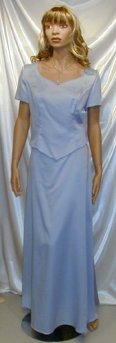 NEW MOB Formal Gown Bridesmaid Theatre Lovely Sz 12 #779
