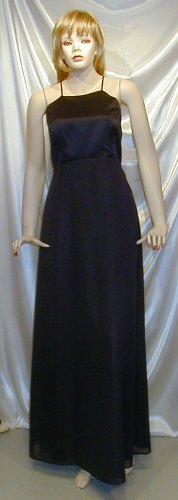 Lovely Bridesmaid Formal Gown Cruise PaRtY Theatre11/12 #809