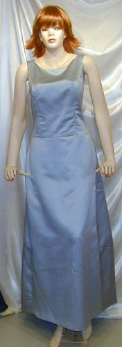 Lovely New Bridesmaid Formal MOB Gown Cruise Dance MOG #803