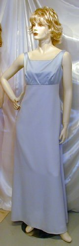 Gorgeous Alfred Angelo Wedding Gown Bridsmaid Cruise Formal  NEW 9/10 #762
