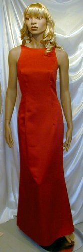 Beautiful New MOB Formal Gown Bridesmaid Cruise Dress10 #533