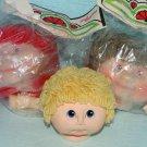 Darice Sweet Dreams Yarn Hair Doll Heads Hands Doll Making Repair Supplies Lot 3