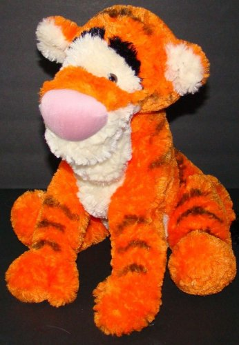Tigger Plush Stuffed Animal Walt Disney Winnie Pooh Toy