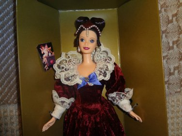 Vintage Barbie Doll Sentimental Valentine Mattel Exclusive Hallmark Limited 1996