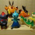 Mcdonalds Mcds Pokemon Action Figures 2011 &  2012